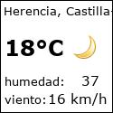 dynamic image - Previsión de el tiempo en Herencia (Ciudad Real)