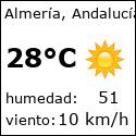 El tiempo en almeria-es con meteo.es