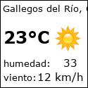 El tiempo en gallegos-del-rio-es con meteo.es