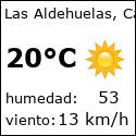 El tiempo en las-aldehuelas-es con meteo.es