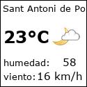 El tiempo en sant-antoni-de-portmany-es con meteo.es